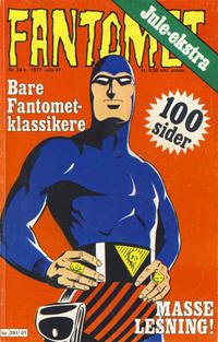 Cover Thumbnail for Fantomets juleekstra (Semic, 1977 series) #24b/1977