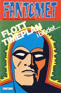 Cover Thumbnail for Fantomet (Semic, 1976 series) #17/1977