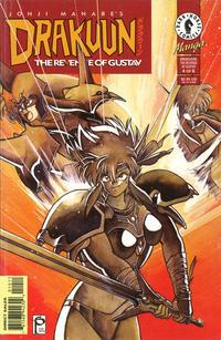 Cover Thumbnail for Drakuun (Dark Horse, 1997 series) #10