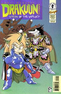 Cover Thumbnail for Drakuun (Dark Horse, 1997 series) #15