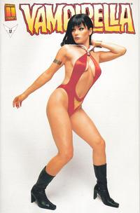 Cover for Vampirella (Harris Comics, 2001 series) #17 [Matthew Clark Cover]