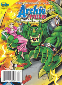 Cover Thumbnail for Archie & Friends Double Digest Magazine (Archie, 2011 series) #2 [Newsstand]