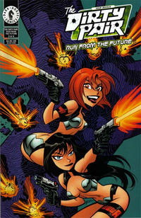 Cover Thumbnail for The Dirty Pair: Run from the Future (Dark Horse, 2000 series) #3 [Alternate]