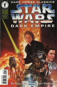 Cover Thumbnail for Dark Horse Classics - Star Wars: Dark Empire (Dark Horse, 1997 series) #1