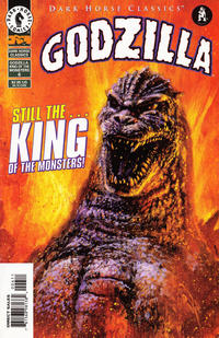 Cover Thumbnail for Dark Horse Classics: Godzilla - King of the Monsters (Dark Horse, 1998 series) #6