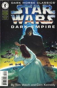 Cover Thumbnail for Dark Horse Classics - Star Wars: Dark Empire (Dark Horse, 1997 series) #3