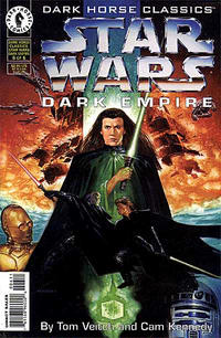 Cover Thumbnail for Dark Horse Classics - Star Wars: Dark Empire (Dark Horse, 1997 series) #6