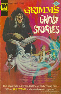 Cover Thumbnail for Grimm's Ghost Stories (Western, 1972 series) #32 [Whitman Variant]