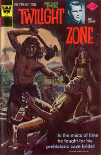 Cover Thumbnail for The Twilight Zone (Western, 1962 series) #72 [Whitman Variant]