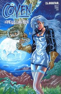 Cover Thumbnail for Coven Spellcaster (Avatar Press, 2001 series) #1/2 [Al Rio]