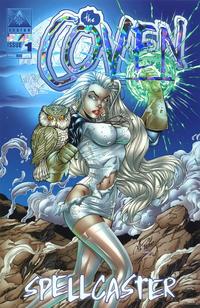 Cover Thumbnail for Coven Spellcaster (Avatar Press, 2001 series) #1