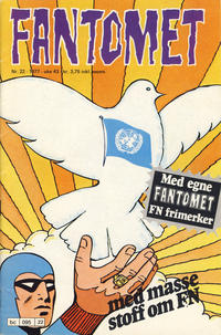 Cover Thumbnail for Fantomet (Semic, 1976 series) #22/1977