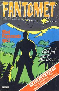 Cover Thumbnail for Fantomet (Semic, 1976 series) #26/1977