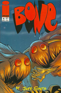 Cover Thumbnail for Bone (Image, 1995 series) #4