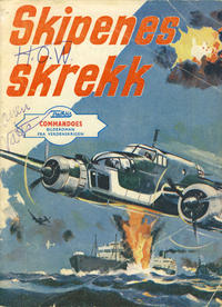 Cover Thumbnail for Commandoes (Fredhøis forlag, 1973 series) #24