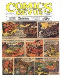 Cover for Comics Revue (Manuscript Press, 1985 series) #167