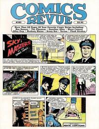 Cover Thumbnail for Comics Revue (Manuscript Press, 1985 series) #183