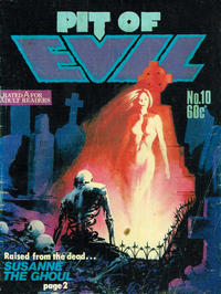 Cover Thumbnail for Pit of Evil (Gredown, 1975 ? series) #10