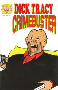 Cover for Dick Tracy Crimebuster (Avalon Communications, 1999 series) #2