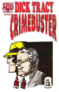Cover Thumbnail for Dick Tracy Crimebuster (Avalon Communications, 1999 series) #6