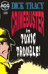 Cover Thumbnail for Dick Tracy Crimebuster (Avalon Communications, 1999 series) #5