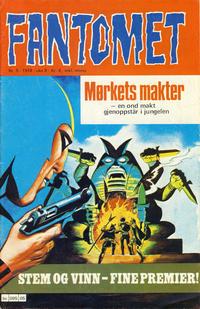 Cover Thumbnail for Fantomet (Semic, 1976 series) #5/1978