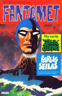 Cover Thumbnail for Fantomet (Semic, 1976 series) #3/1978