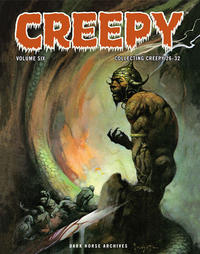 Cover Thumbnail for Creepy Archives (Dark Horse, 2008 series) #6