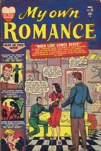 Cover Thumbnail for My Own Romance (Superior Publishers Limited, 1949 series) #18
