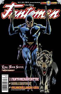 Cover Thumbnail for Fantomen (Egmont, 1997 series) #24/2010