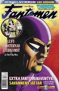 Cover Thumbnail for Fantomen (Egmont, 1997 series) #25-26/2010