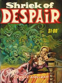 Cover Thumbnail for Shriek of Despair (Gredown, 1983 series) #[nn]