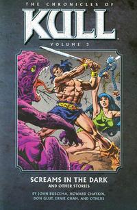 Cover Thumbnail for The Chronicles of Kull (Dark Horse, 2009 series) #3