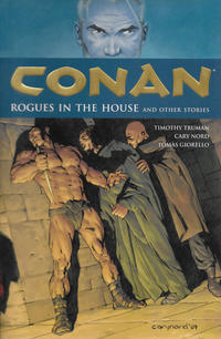 Cover Thumbnail for Conan (Dark Horse, 2005 series) #5 - Rogues in the House and Other Stories