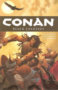 Cover Thumbnail for Conan (Dark Horse, 2005 series) #8 - Black Colossus