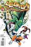 Cover for Legion of Super-Heroes (DC, 2010 series) #10