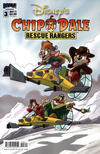 Cover for Chip 'n' Dale Rescue Rangers (Boom! Studios, 2010 series) #3 [Cover B]
