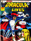 Cover for Dracula Lives (Marvel UK, 1974 series) #7