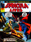 Cover for Dracula Lives (Marvel UK, 1974 series) #6