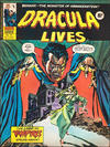 Cover for Dracula Lives (Marvel UK, 1974 series) #10