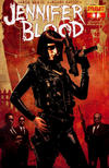 Cover Thumbnail for Jennifer Blood (2011 series) #1 [Timothy Bradstreet Cover]