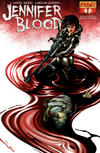 Cover Thumbnail for Jennifer Blood (2011 series) #1 [Jonathan Lau Cover]