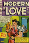 Cover for Modern Love (Superior Publishers Limited, 1949 series) #6