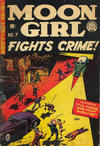 Cover for Moon Girl Fights Crime (Superior Publishers Limited, 1949 series) #7