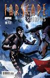 Cover for Farscape Scorpius (Boom! Studios, 2010 series) #0 [Cover B]