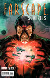 Cover for Farscape Scorpius (Boom! Studios, 2010 series) #1 [Cover B]