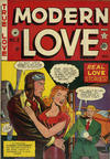 Cover for Modern Love (Superior Publishers Limited, 1949 series) #2