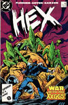 Cover for Hex (DC, 1985 series) #17 [Direct]