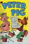 Cover for Peter Pig (Pines, 1953 series) #6
