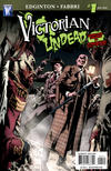 Cover for Victorian Undead (DC, 2010 series) #1 [Simon Coleby Cover]